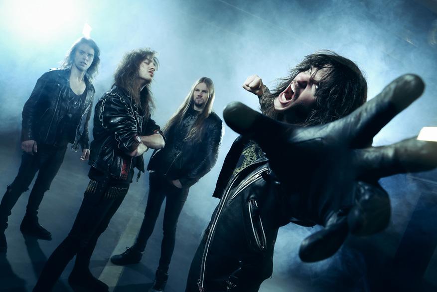 Zwei Bands der härteren Gangart komplettieren das Line-Up der Full Metal Cruise VII